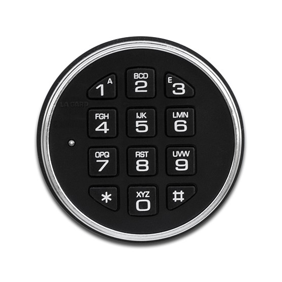 lagard 3000 safegard keypad and lock. Black Bedroom Furniture Sets. Home Design Ideas