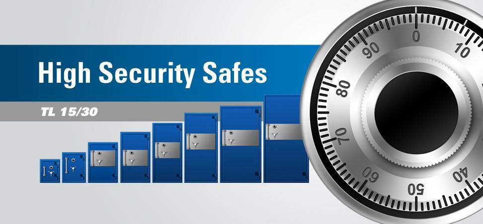 Hight Security Safes
